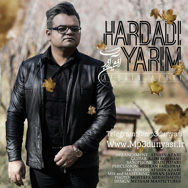 Afshin Azari-Hardadi Yarim 2018