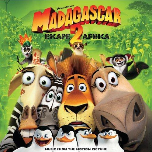 دانلود آهنگ I Like To Move It از ماداگاسکار 2 + دیجی علی گیتور
