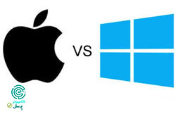 Mac در مقابل PC