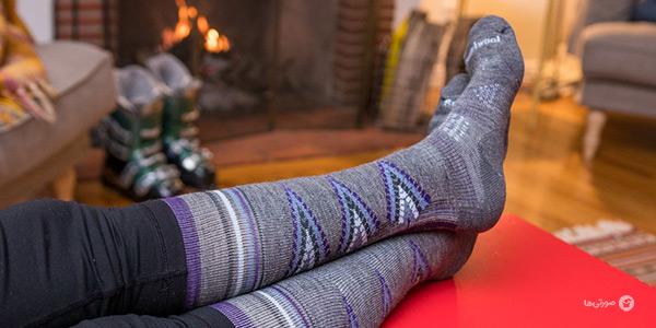 علت گرم شدن کف پا