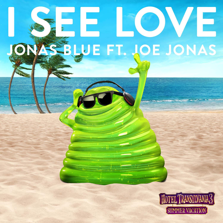 دانلود آهنگ خارجی هتل ترانسیلوانیا 3 به نام I See Love از Jonas Blue