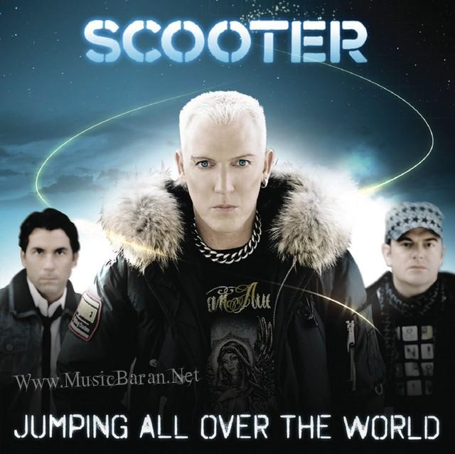 دانلود آهنگ Jumping All Over the World از Scooter با کیفیت عالی + متن