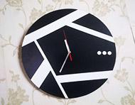 ساعت دیواری ابسترکت