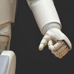 ربات با قابلیت احساسات بچه 10 ساله