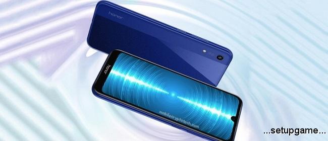 گوشی آنر 8A با اسم آنر پلی 8A به همراه پردازنده Helio P35 معرفی شد