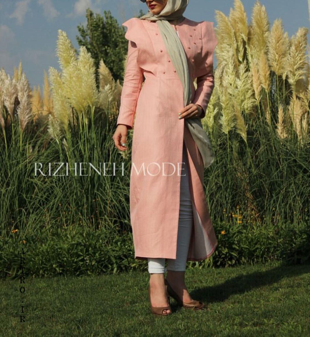 مدل مانتو اسپرت 2019