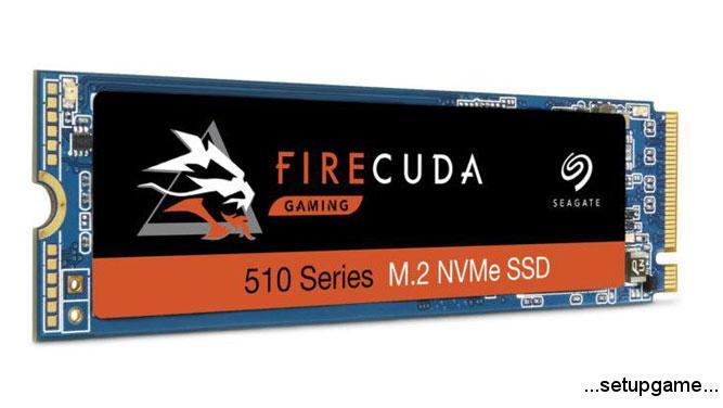 سیگیت SSD های پرسرعت FireCuda را برای گیمرها معرفی کرد