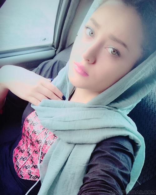 بیوگرافی مهتاب جامی بازیگر نقش جوانی مژگان در سریال بچه مهندس