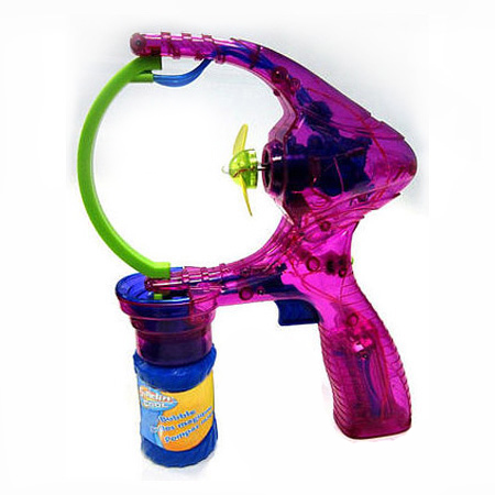 اسباب بازی کودکان تفنگ حباب ساز بزرگ