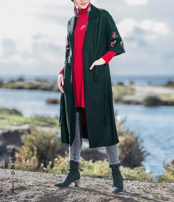 مدل مانتو بهار تهران