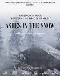 دانلود فیلم خاکستر در برف Ashes In The Snow 2018