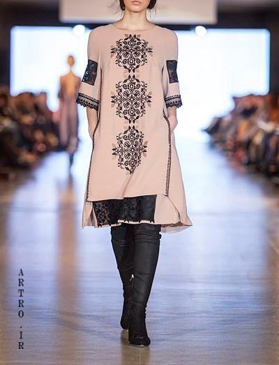 عکس مدل مانتو شیک بهاری