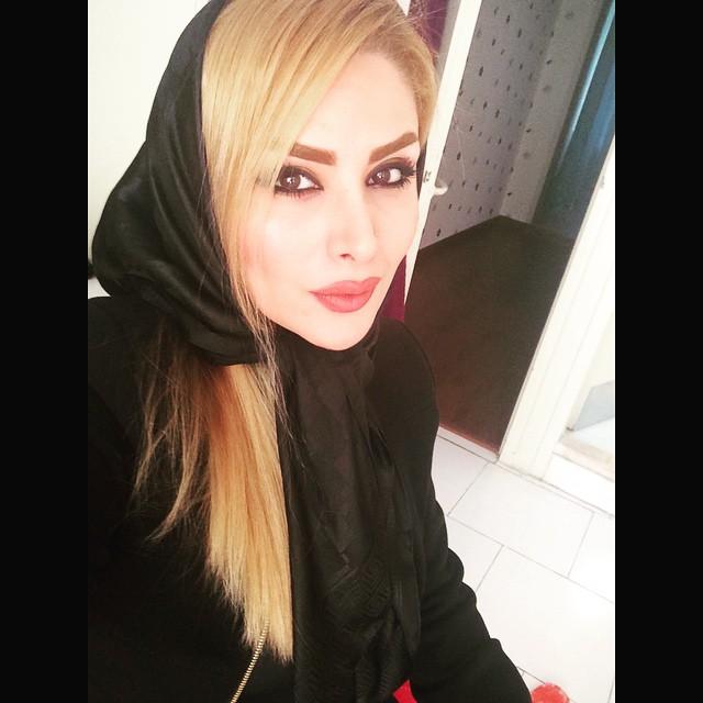 عکس جدید و دیدنی دنیا جهانبخت مدل ایرانی