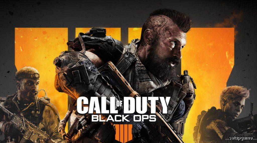 بازی Call of Duty: Black Ops 4 پرفروشترین بازی ۲۰۱۸ در PlayStation Store بوده است