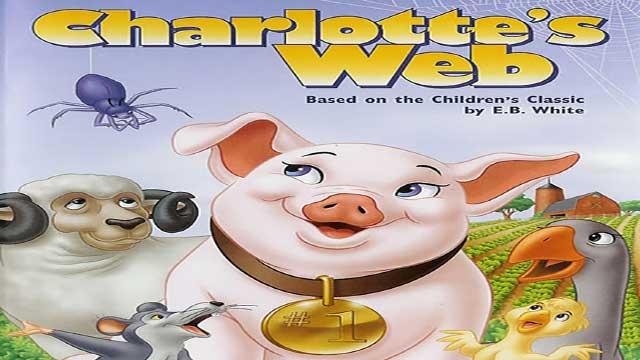 انیمیشن دنیای شارلوت دوبله- 1973 Charlotte's Web