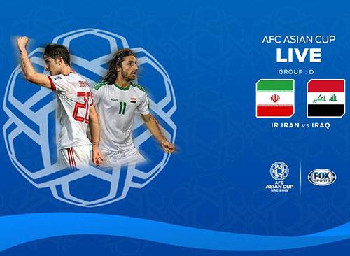 دانلود رایگان مسابقه فوتبال تیم ملی ایران و عراق در جام ملت های آسیا 2019