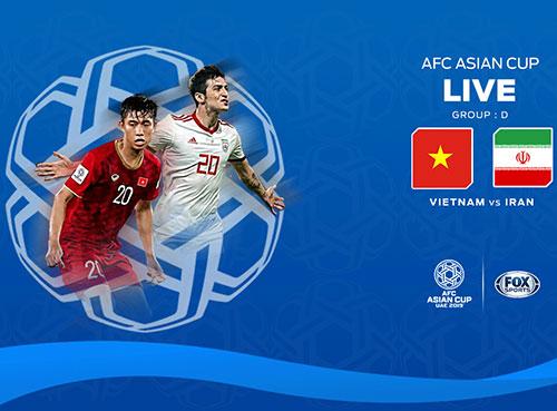 دانلود رایگان مسابقه فوتبال تیم ملی ایران و ویتنام در جام ملت های آسیا 2019