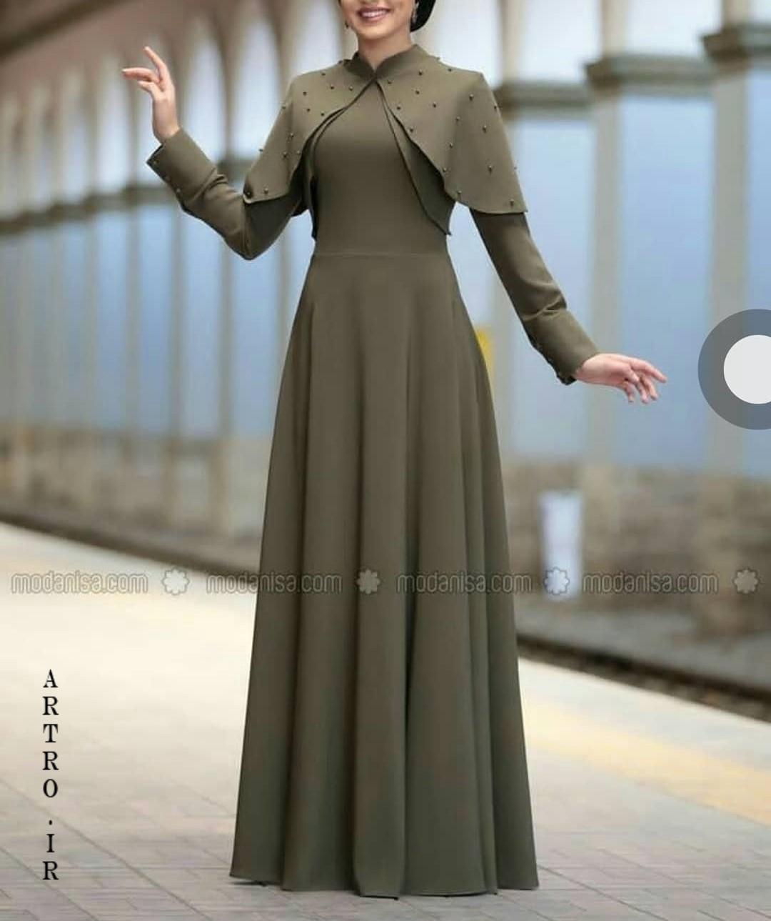 مدل مانتو عید بلند
