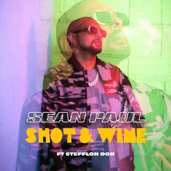 دانلود آهنگ Shot & Wine از Sean Paul و Stefflon Don | با کیفیت عالی