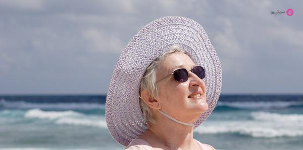ترفندهای مراقبت از پوست خانم های ۵۰ ساله