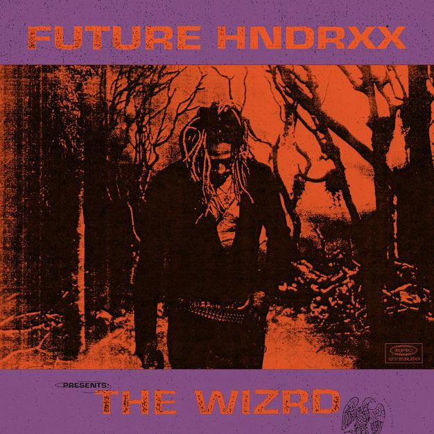 دانلود آلبوم The WIZRD از Future فیوچر با کیفیت عالی 320