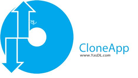 دانلود CloneApp 2.09.399 – تهیه بک آپ از تنظیمات نرم افزارها