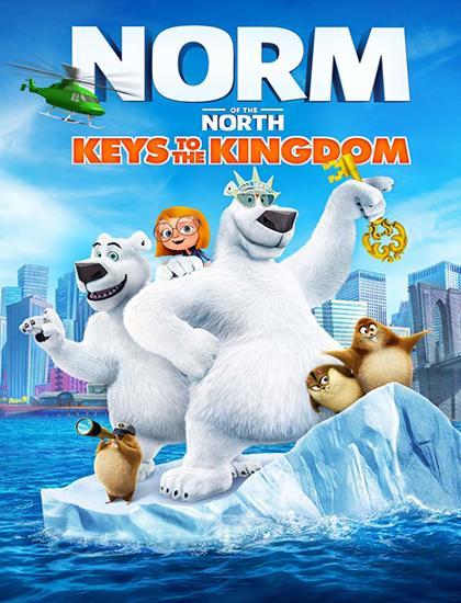 دانلود انیمیشن نورم از شمال 2 2018
