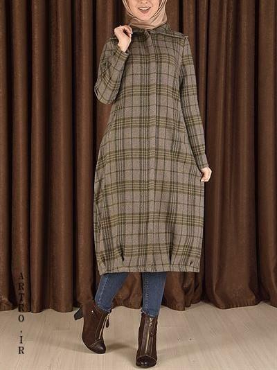 مدل پالتو شیک زنانه بلند