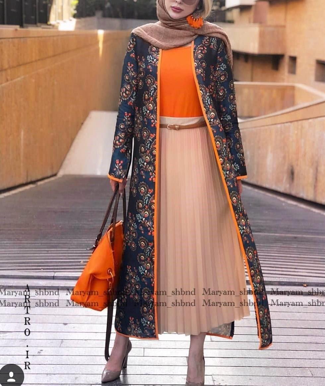 مدل مانتو عید در تهران 98