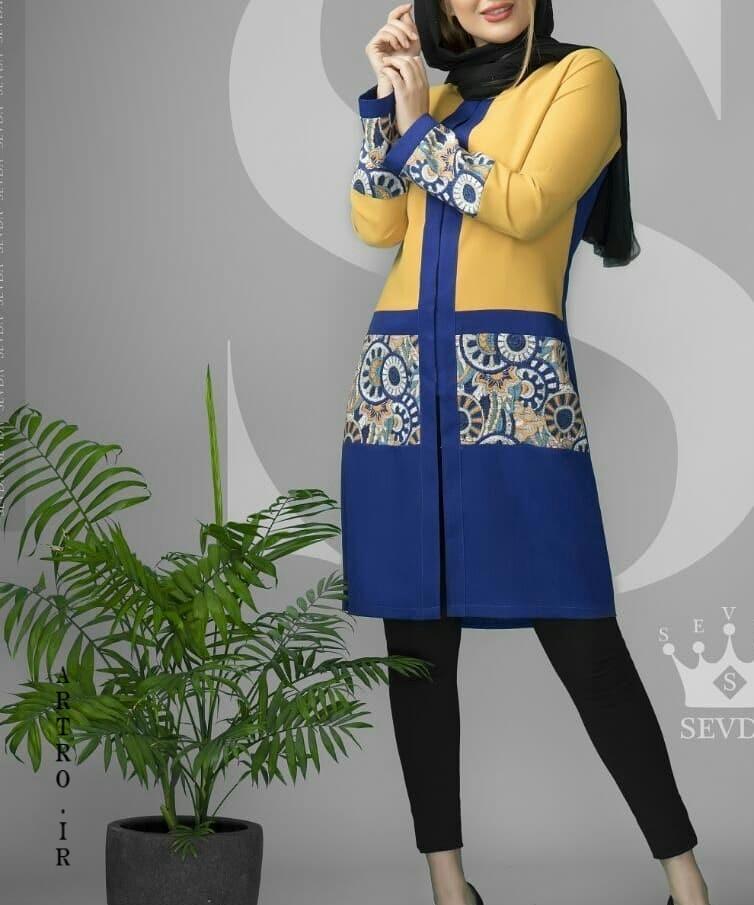 مدل مانتو عید ۲۰۱۹