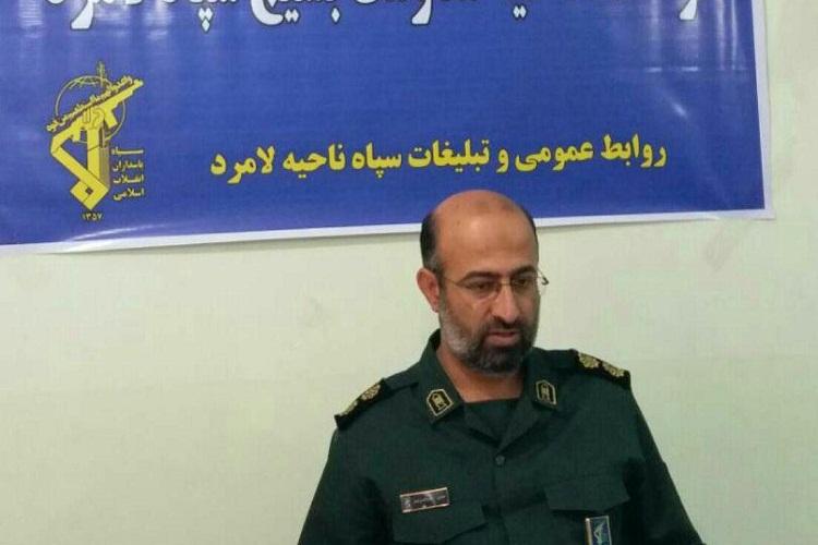 آمادگی سپاه لامرد برای برگزاری كلاسهای آموزشی بسيجيان با همكاری جهاد دانشگاهی