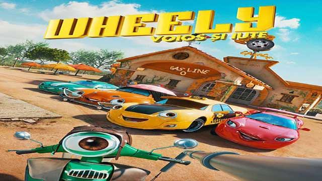 انیمیشن ویلی: سریع و شاد Wheely: Fast & Hilarious 2018