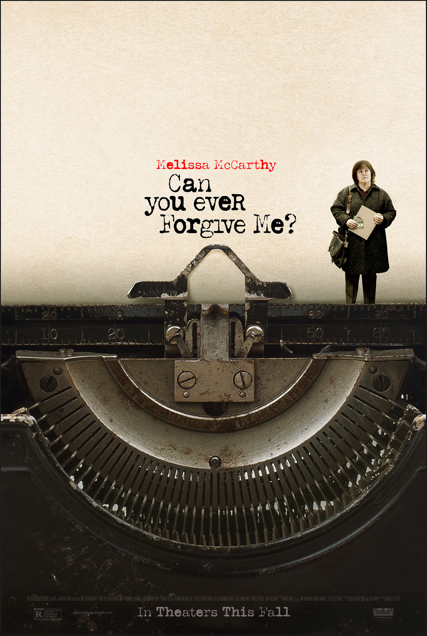 دانلود فیلم Can You Ever Forgive Me 2018