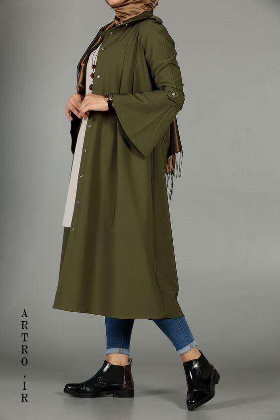 مدل مانتو جدید عید ۹۸