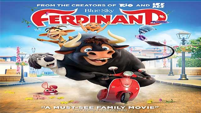 انیمیشن فردیناند Ferdinand 2017 دوبله