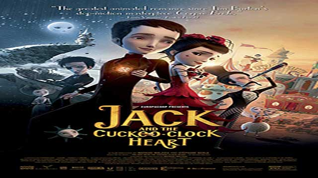 انیمیشن جک پسری با قلب کوکی -دوبله- Jack and the Cuckoo-Clock Heart 2013