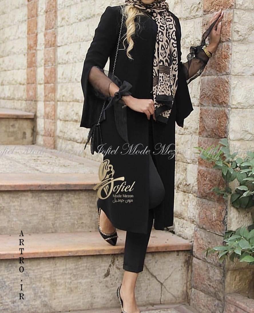 مدل مانتو تابستانی تهران