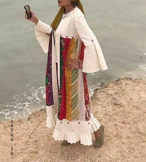 مدل مانتو عیدانه