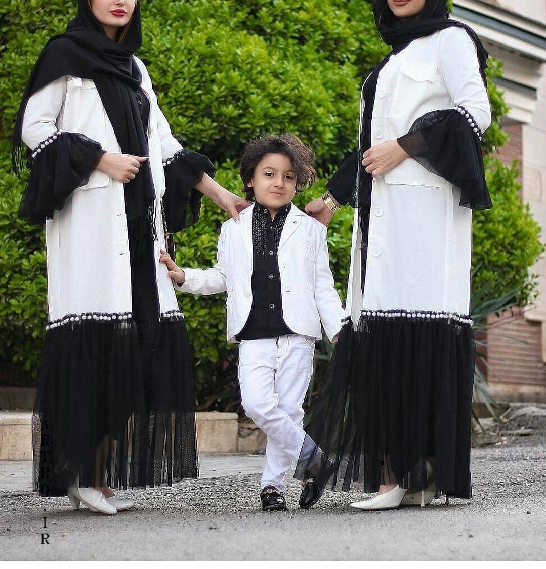 مدل مانتو عید در تهران
