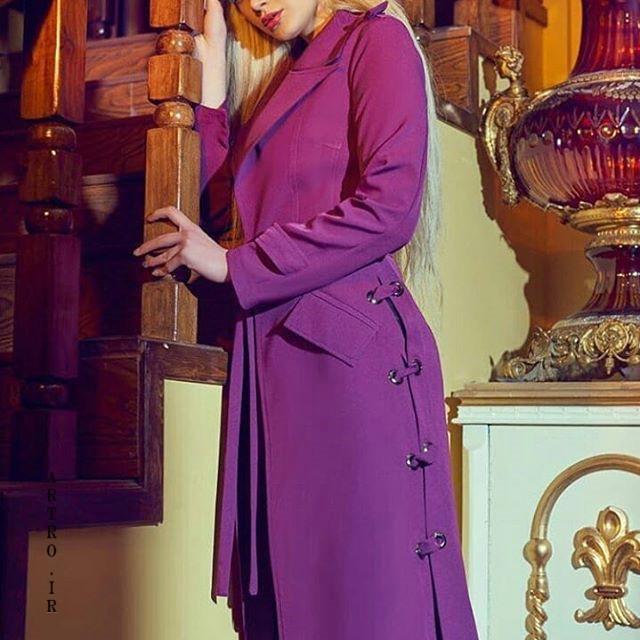 عکس مدل مانتو کتی مجلسی 2019