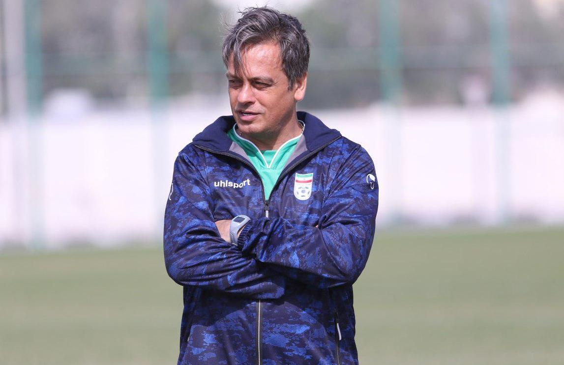 شاهرودی:از امروز تیم امید اولویت اصلی فوتبال ایران است