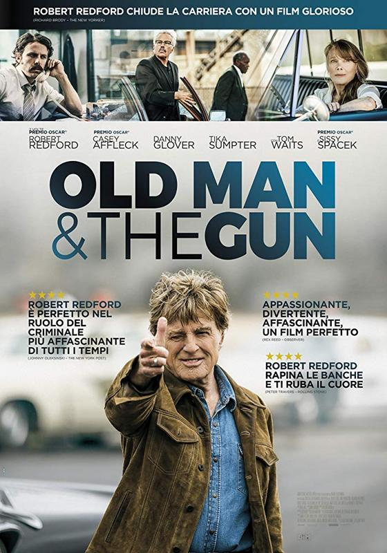 The Old Man And The Gun 2018