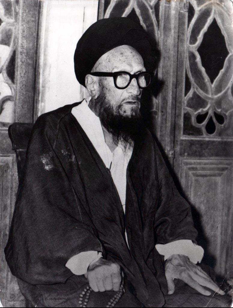 شرح مختصری از زندگی آیت اله سید محمدحسین رضوی کاشانی