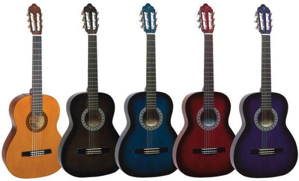 آشنایی کامل با گیتار و انواع آن