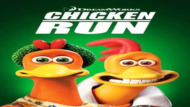 انیمیشن فرار مرغی-دوبله-Chicken Run 2000