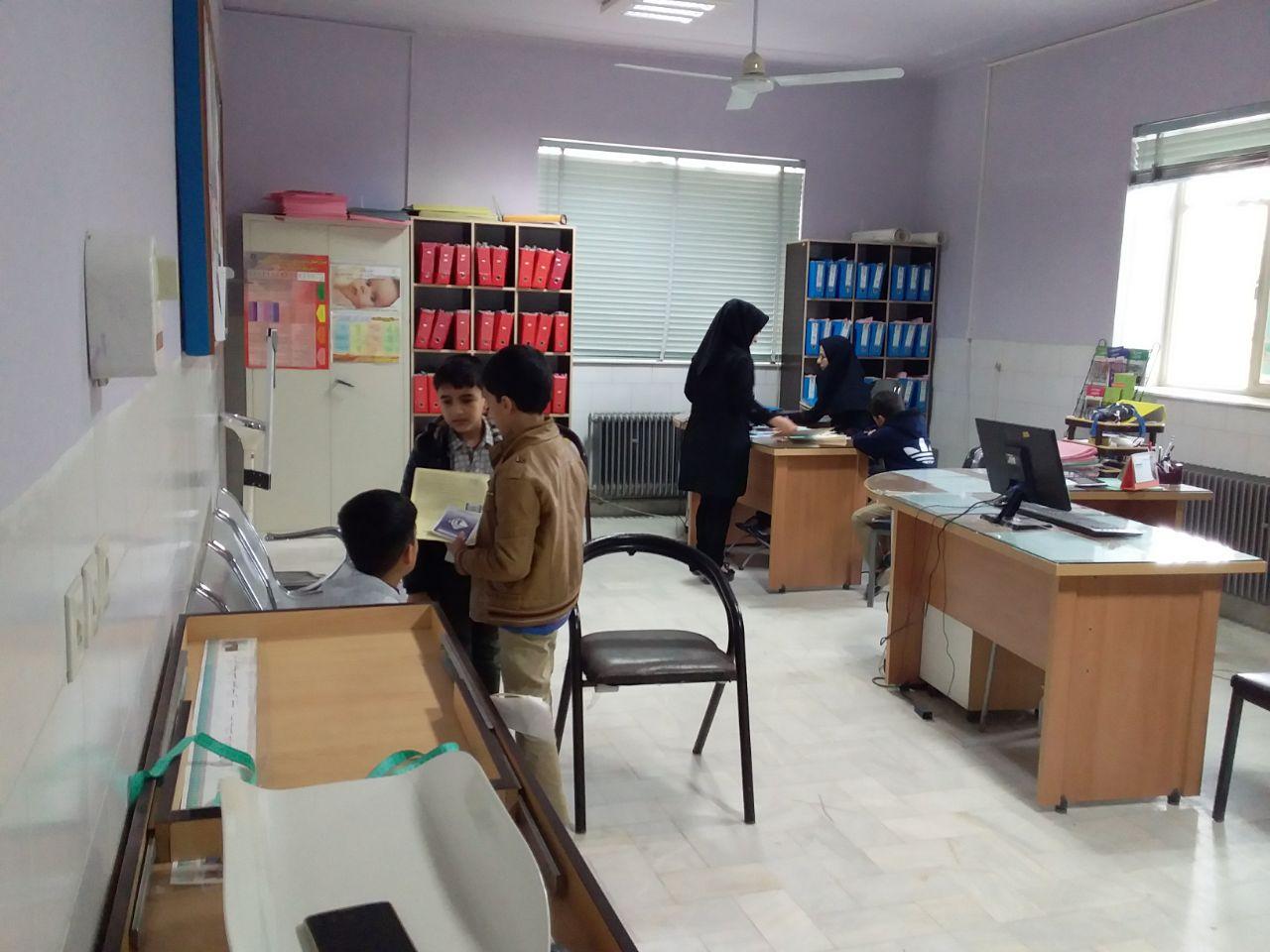 بازدید از مرکز درمانی چهار شهری