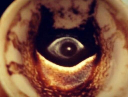 تفسیر و معنی چشم در فال قهوه