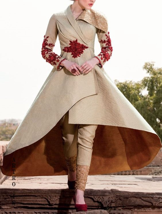 مدل مانتو افغانی