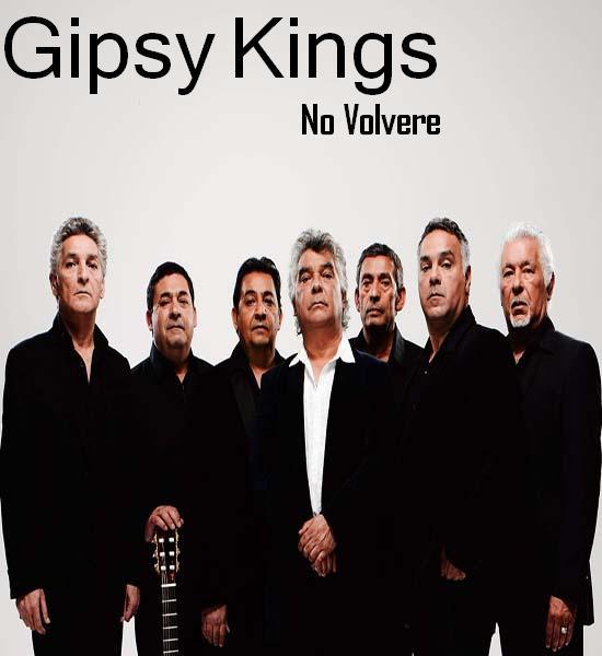 نسخه بیکلام آهنگ No Volvere ( آمور میو ) از Gipsy Kings