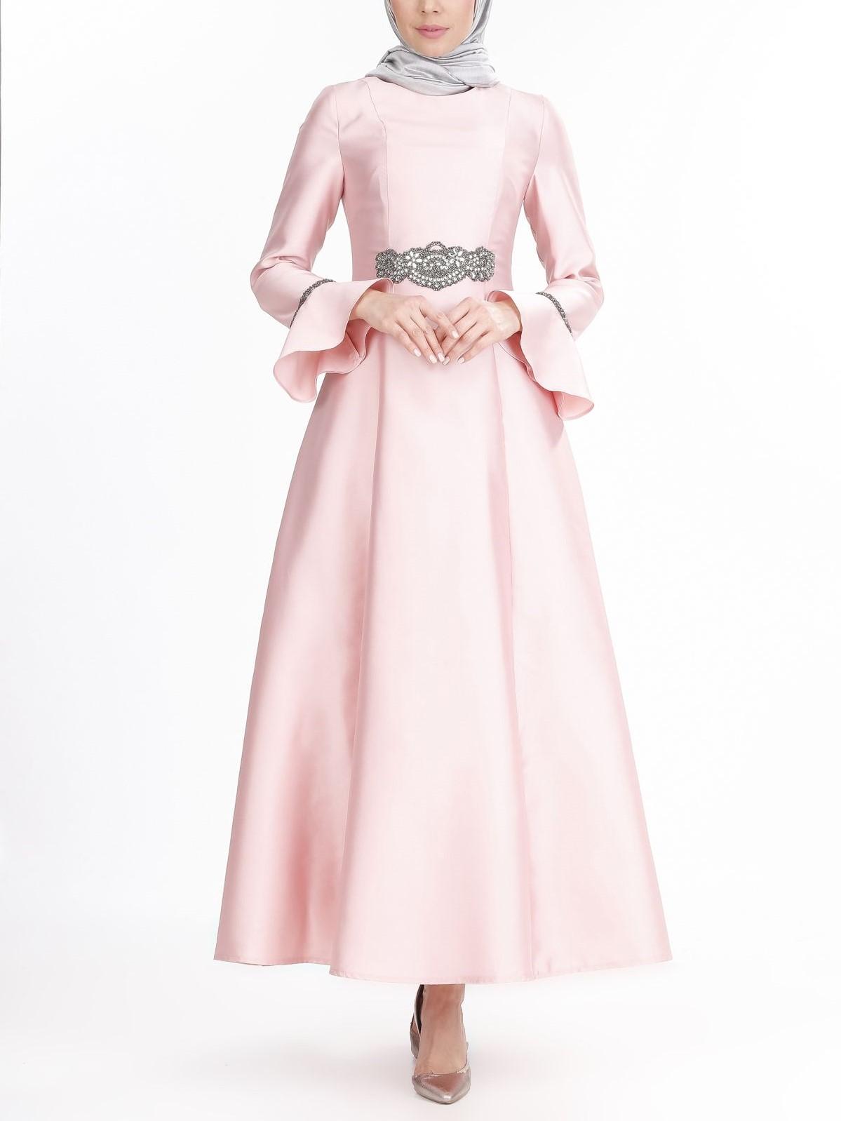 مدل لباس مجلسی بلند زنانه شیک و جدید